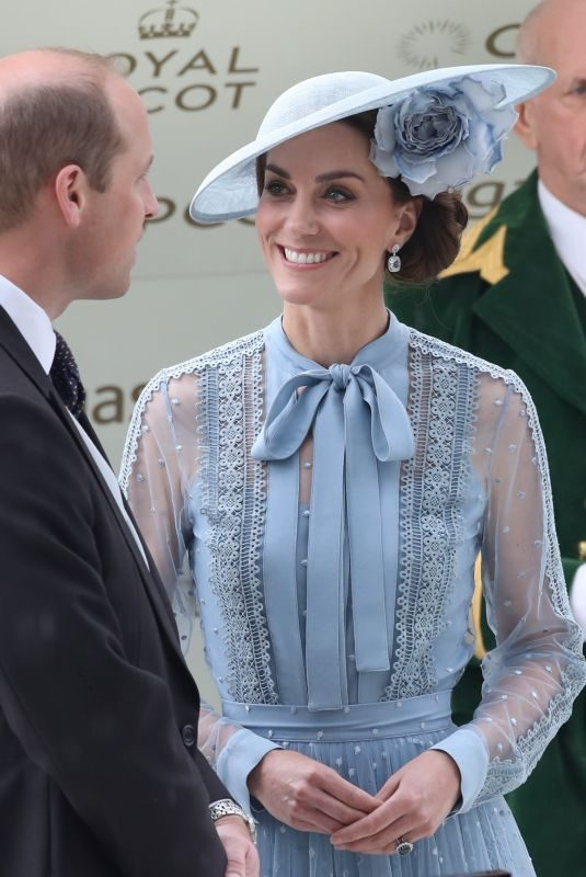 KATE MIDDLETON at Day One of Royal Ascot in Ascot 06/18/2019