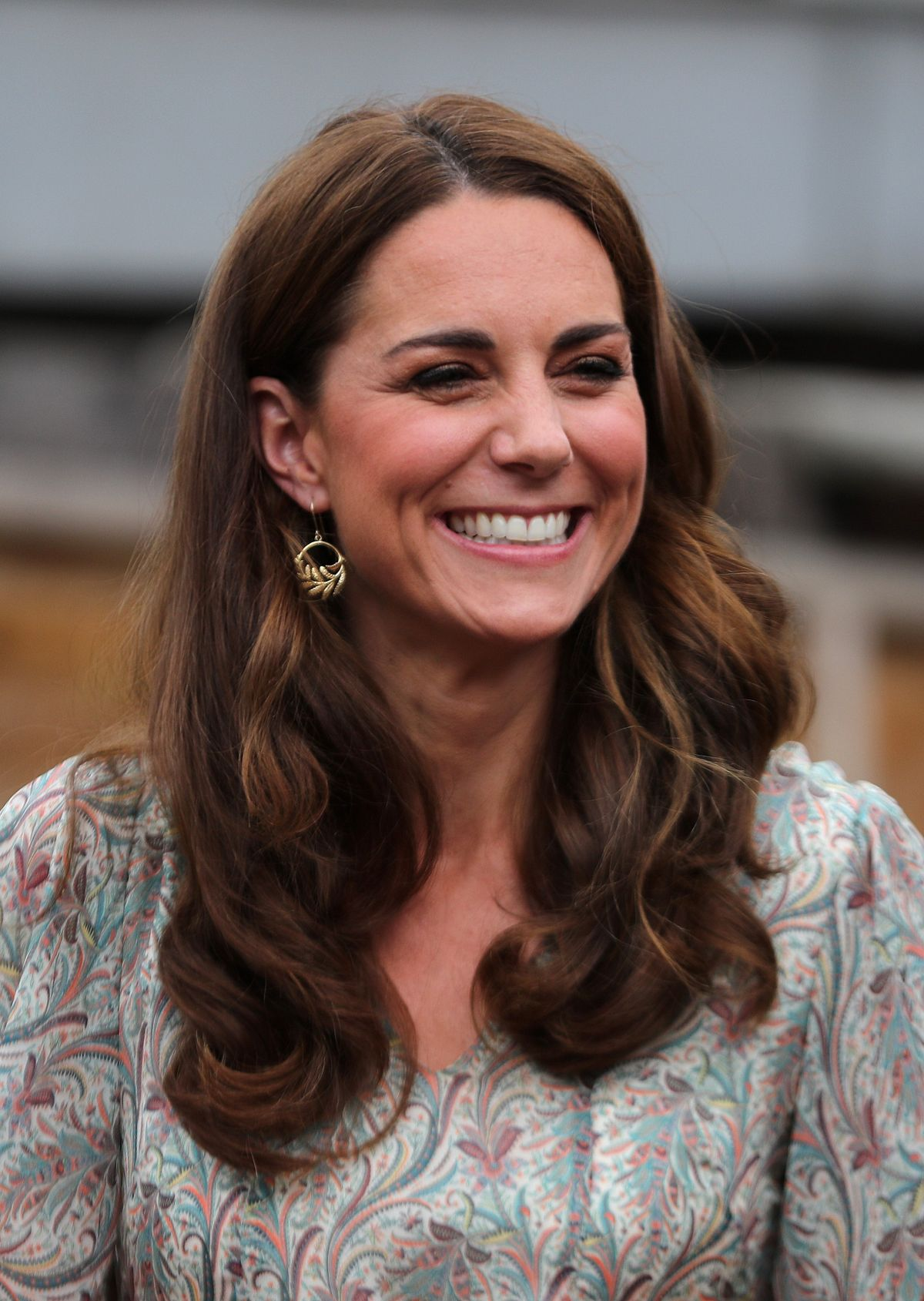 Kate Middleton At Photography Workshop For Action For