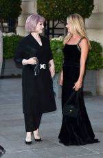 KATE MOSS and KELLY OSBOURNE Out and About in Paris 06/21/2019