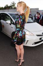 KATHERINE MCNAMARA Arrives at Dsquared2 Spring/Summer 2020 Show in Milan 06/16/2019