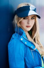 KATHRYN NEWTON for Polo Ralph Lauren at 119th US Open, June 2019