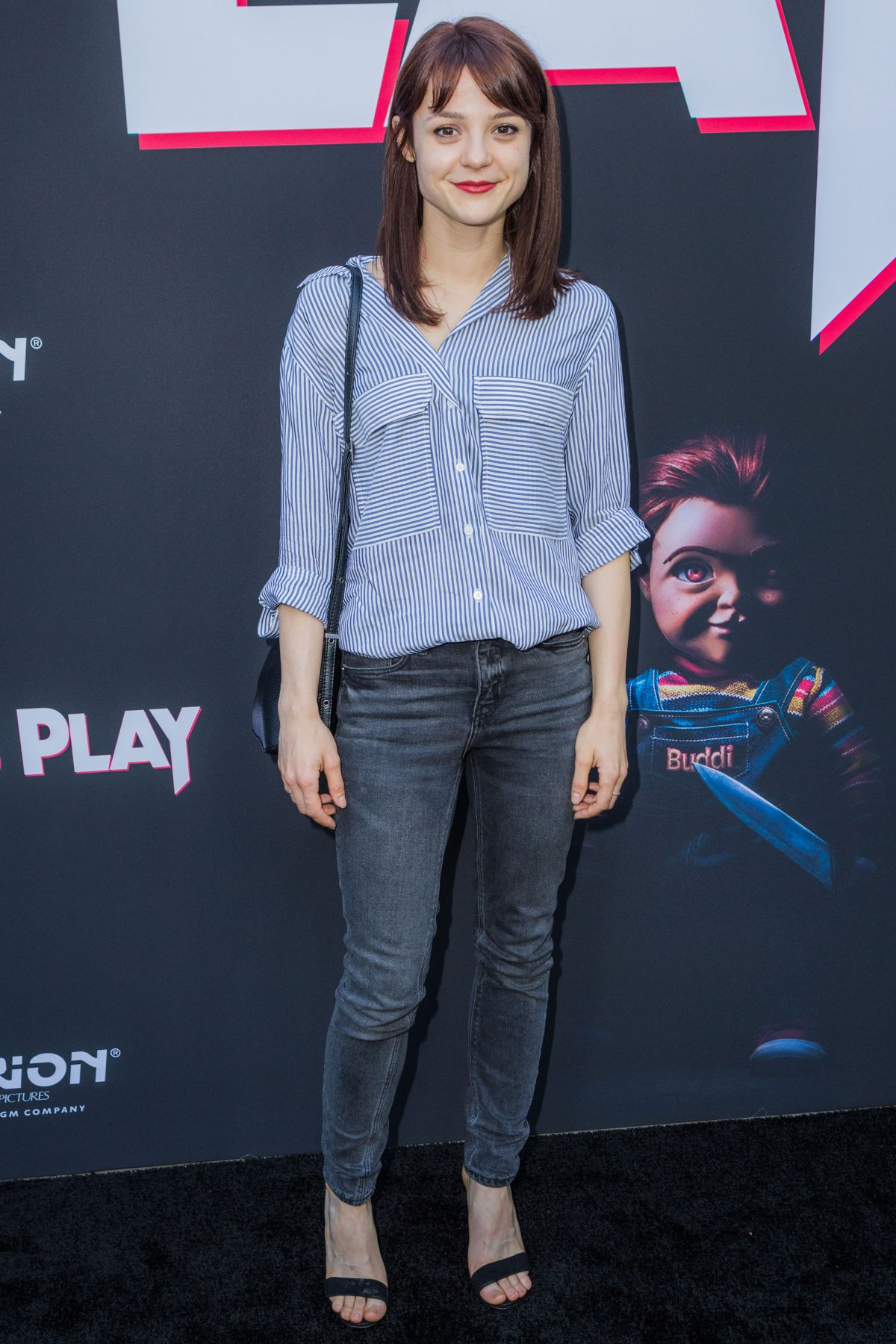 KATHRYN PRESCOTT at Child's Play Premiere in Hollywood 06 ...