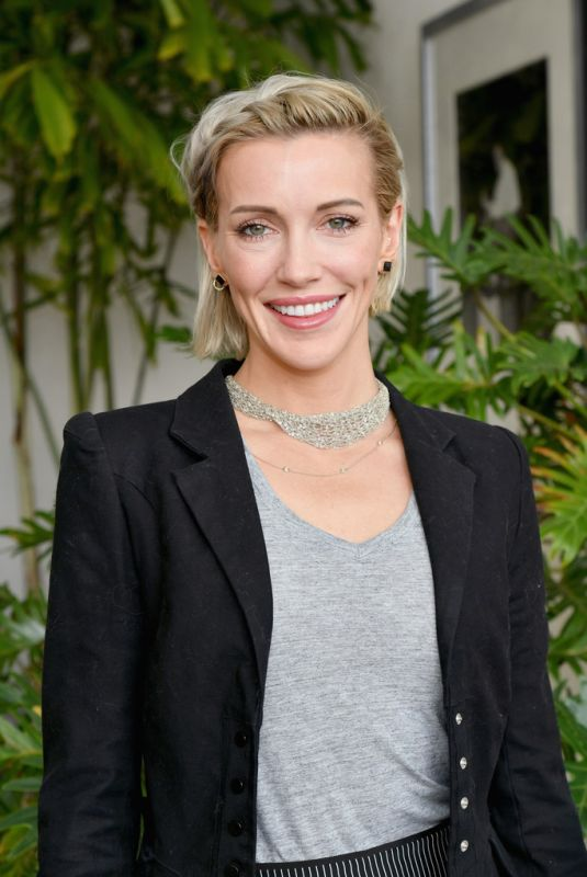 KATIE CASSIDY at at Women in Film Annual Gala Presented by Max Mara in Beverly Hills 06/12/2019