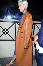 KATY PERRY at Roosevelt Hotel in Hollywood 06/04/2019