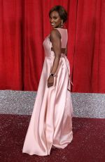 KELLE BRYAN at British Soap Awards 2019 in Manchester 06/01/2019