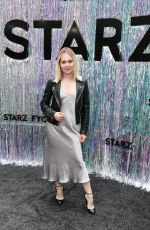 KELLI BERGLUND at Starz FYC 2019 Where Creativity, Culture and Conversations Collide at Westfield Century City 06/02/2019