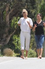 KELLY ROHRBACH and Steuart Walton After Her Secret Wedding in Florida 06/22/2019
