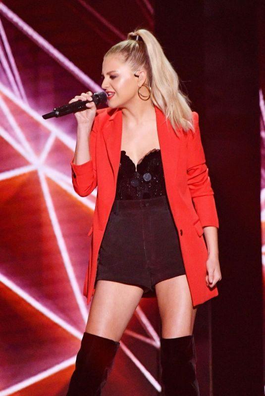 KELSEA BALLERINI Performs at 2019 CMT Music Awards in Nashville 06/05/2019