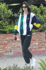 KENDALL JENNER and Fai Khadra Oit in Los Angeles 06/16/2019
