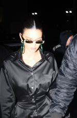 KENDALL JENNER Arrives at Larsa Pippen