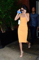 KENDALL JENNER Leaves Her Hotel in New York 06/17/2019