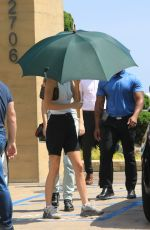 KENDALL JENNER Out and About in Malibu 06/23/2019