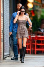 KENDALL JENNER Out and About in New York 06/19/2019