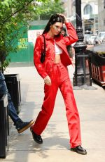 KENDALL JENNER Out in New York 06/01/2019