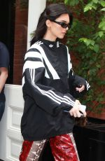 KENDALL JENNER Out Shopping in New York 06/21/2019