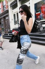 KENDALL JENNER Shopping at What Goes Around Comes Around in New York 06/02/2019