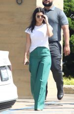 KOURTNEY KARDASHIAN at Nobu in Malibu 06/23/2019