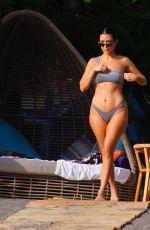KOURTNEY KARDASHIAN in Bikini in Costa Rica 06/20/2019