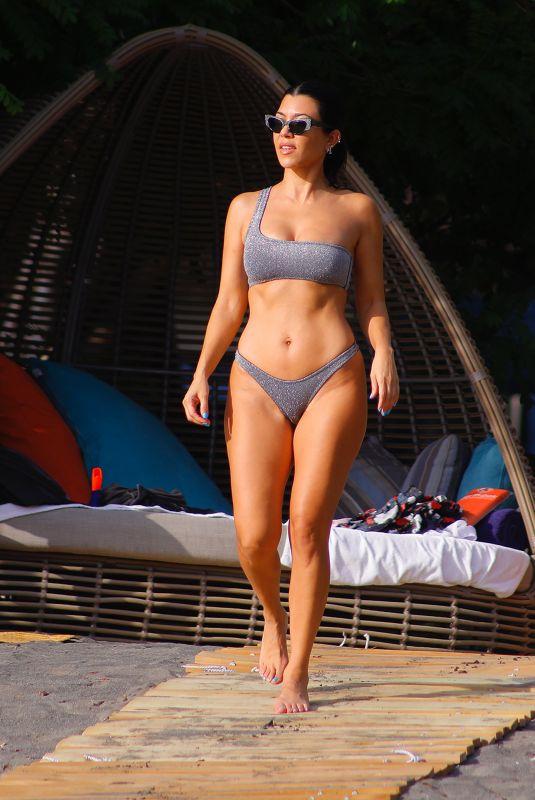 KOURTNEY KARDASHIAN in Bikini in Costa Rica 06/20/2019 ...