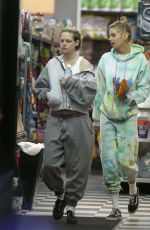 KRISTEN STEWART and STELLA MAXWELL Out Shopping in New York 06/10/2019