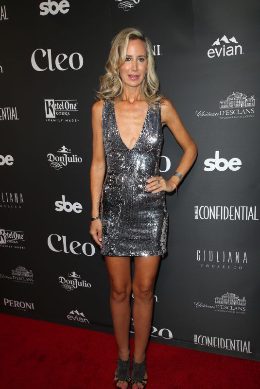 LADY VICTORIA HERVEY at Re-opening and Debut of Cleo Hollywood on Wilshire Boulevard in Los Angeles 06/14/2019