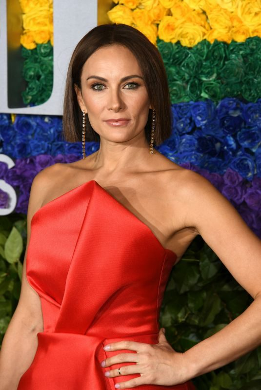 LAURA BENANTI at 2019 Tony Awards in New York 06/09/2019