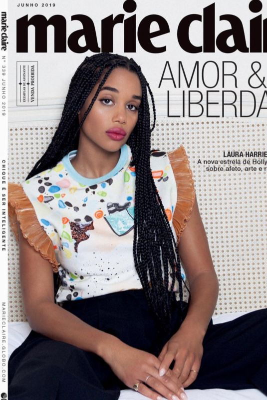 LAURA HARRIER in Marie Claire Magazine, Brasil June 2019