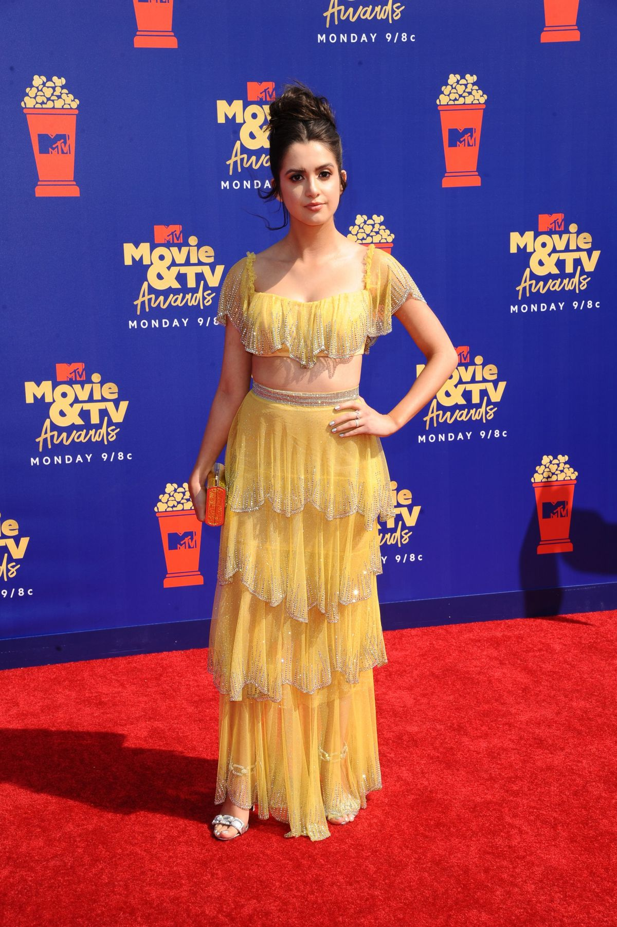 LAURA MARANO at 2019 MTV Movie & TV Awards in Los Angeles 06
