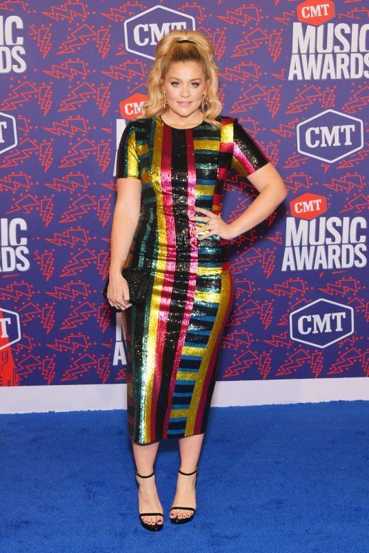 LAUREN ALAINA at 2019 CMT Music Awards in Nashville 06/05/2019