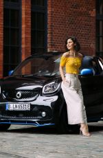 LENA MEYER-LANDRUT for Smart EQ:Lena Goes Electric, June 2019