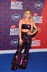LINDSAY ELL at 2019 CMT Music Awards in Nashville 06/05/2019