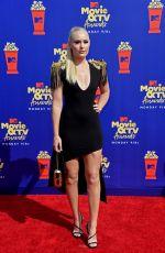 LINDSEY VONN at 2019 MTV Movie & TV Awards in Los Angeles 06/15/2019