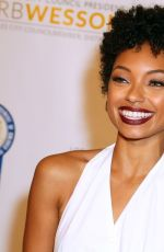 LOGAN BROWNING at  2019 Naacp Theatre Awards in Los Angeles 06/17/2019