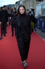 LOLA LE LANN at 33rd Cabourg Film Festival Closing Night 06/16/2019