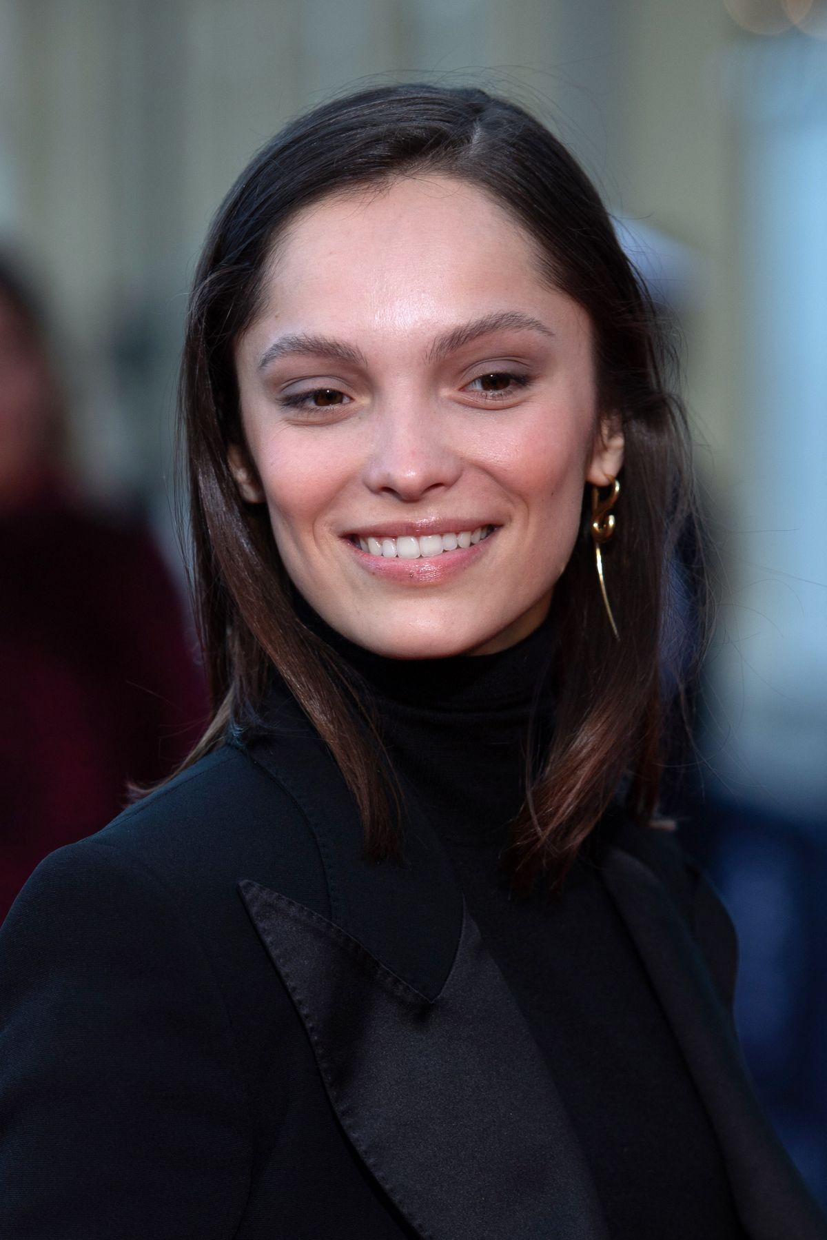 LOLA LE LANN at 33rd Cabourg Film Festival Closing Night
