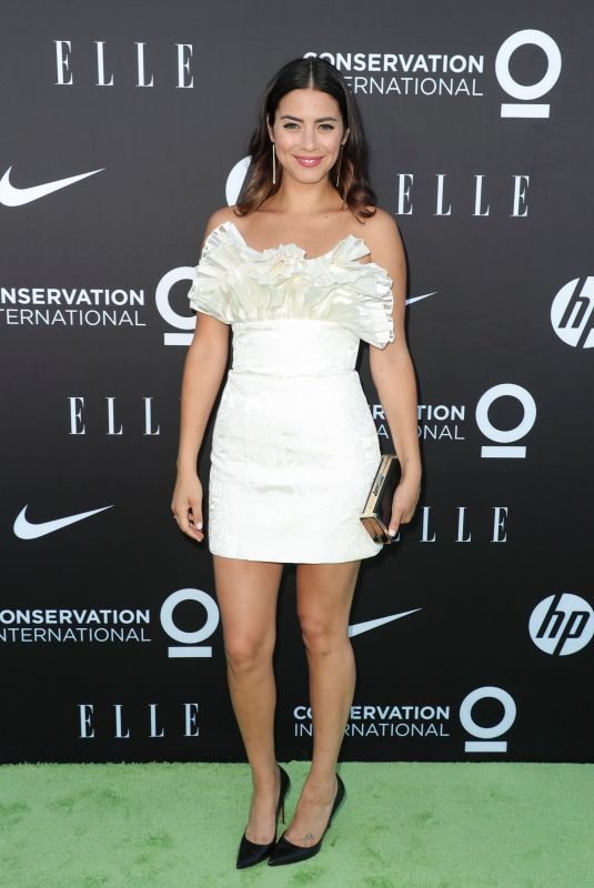 LORENA IZZO at Women in Conservation Event in Los Angeles 06/08/2019