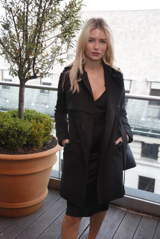 LOTTIE MOSS at Doply Premium Penthouse Party in London 06/07/2019