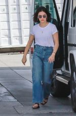 LUCY HALE at a Gas Station in Los Angeles 06/07/2019