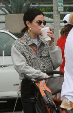 LUCY HALE at Farmer