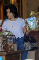 LUCY HALE Shopping at Maxwell Dog in Studio City 06/07/2019