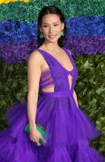 LUCY LIU at 2019 Tony Awards in New York 06/90/2019