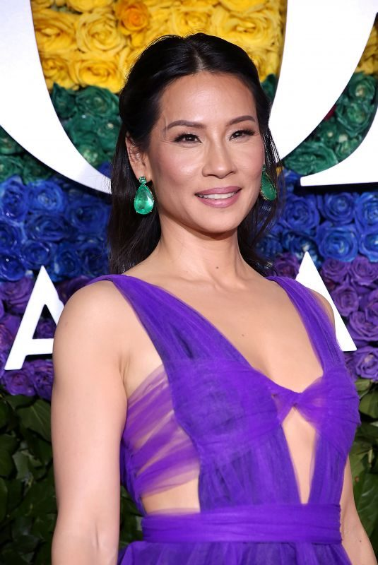 LUCY LIU at 2019 Tony Awards in New York 06/90/2019