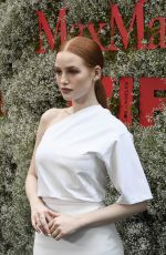 MADELAINE PETSCH at 2019 Women in Film Max Mara Face of the Future in Los Angeles 06/11/2019