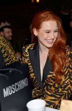 MADELAINE PETSCH at Moschino Spring/Summer 2019 Show in Universal City 06/07/2019
