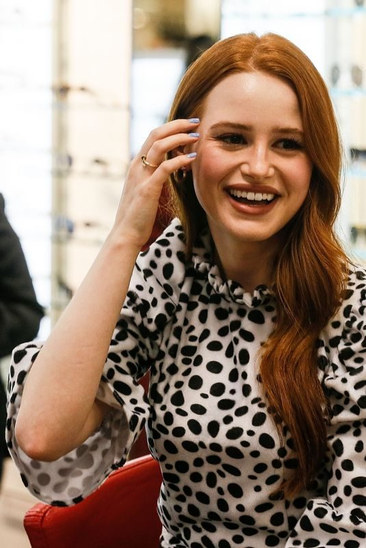 MADELAINE PETSCH at Prive Revaux Launches M3, Second Capsule Collection at Dillards in Houston 06/22/2019
