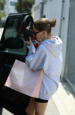 MADISON BEER Leaves House of CB Store in West Hollywood 06/24/2019