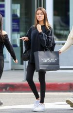 MADISON BEER Out Shopping in Beverly Hills 06/02/2019