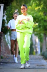 MADISON BEER with Her New Kitten Rex Out in West Hollywood 06/16/2019