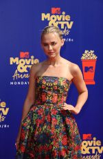 MADISON ISEMAN at 2019 MTV Movie & TV Awards in Los Angeles 06/15/2019