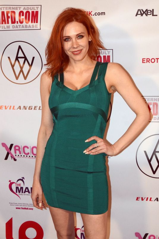 MAITLAND WARD at 2019 Xrco Awards in Hollywood 06/27/2019